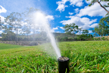 Irrigation & Repairs