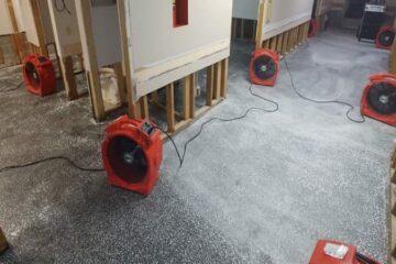 Water & Flood Restoration