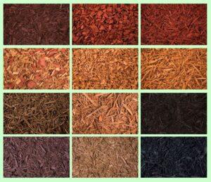 Mulch Varieties